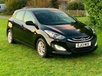 2013 Hyundai i30 1.6 CRDi Blue Drive Active 5dr HATCHBACK Diesel Manual