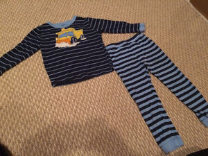 Boys Size 4 Pyjamas