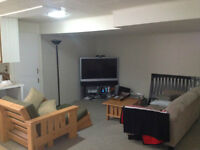 Two Bedroom Basement for Rent - Available June 1st