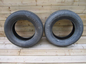 Set of 2 Marshal Solus  235/65/16  summer tires