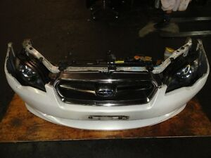 JDM SUBARU LEGACY OUTBACK NOSE-CUT FRONT END COMPLETE 2004-2009