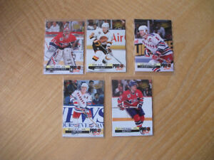 Carte de hockey Pro Set CC 1992-93 (A24)
