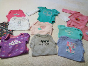 Girls 3m Winter/Spring Clothing