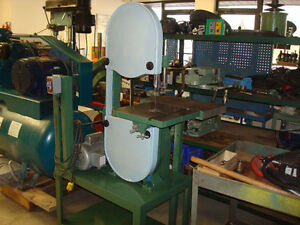 Vertical Band Saw | Kijiji: Free Classifieds in Ontario. Find a job ...