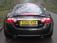 2006 06 Jaguar XK 4.2 auto COUPE..HIGH SPEC!!..STUNNING!!