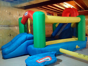 Little Tykes Inflatable Bouncy Castle