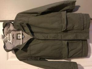 Youth fall jacket