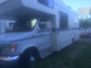 24 ft Ford Vanguard Motorhome for sale