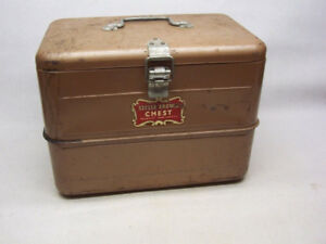 LITTLE BROWN CHEST 1950