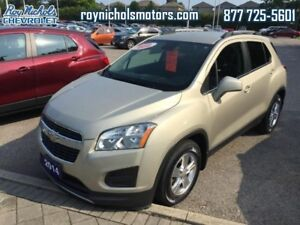 2014 Chevrolet Trax LT  - Certified - Bluetooth