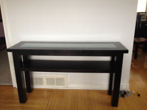 Console/hallway table