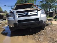 2006 Honda Pilot parting out