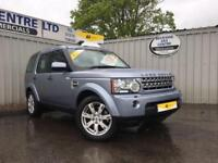 Land Rover Discovery 4 3.0TDV6 ( 242bhp ) 4X4 Auto 2010MY XS