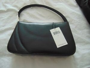 BCBG Black Purse with tags