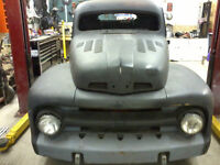 1952 Pick Up  Project Truck