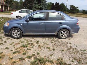 $4500 OBO 2008 Chevrolet Aveo