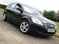 2008 58 Kia ceed 1.6CRDi GS 5dr**FULL KIA HISTORY**£30 ROAD TAX**