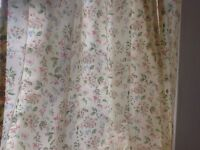"""Marks and Spencer's curtains 66"""" width x 54"""" drop"""