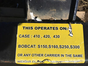 "Back Hoe Attachment with 18"" Bucket for Sale Kawartha Lakes Peterborough Area image 4"