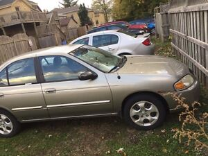 2004 Nissan Sentra FOR PARTS