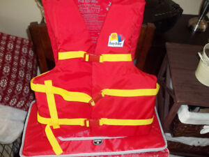 Adult Buoy Boy Flotation Vest
