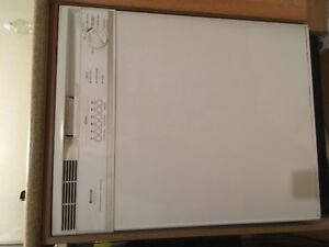 Ultra quiet III white dishwasher like new old but gold