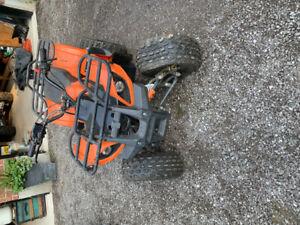 TaoTao 110cc ATV