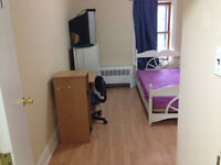 clean Room for rent UPTOWN available today