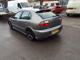 Leon cupra turbo 1.8 270bhp Astra vxr