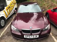 2007 57 BMW 320 2.0TD d SE 4 DOOR SALOON / DIESEL