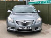 2010 Vauxhall Insignia 2.0 CDTi 16v Exclusiv Hatchback 5dr Diesel Manual