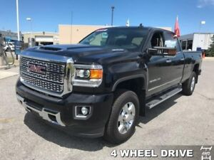 2018 GMC Sierra 3500HD Denali  - Jet Black - Sunroof