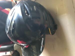 UA Batting helmet