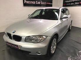 BMW 116 1.6 2006MY i SE,12 months MOT,just serviced