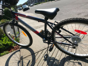 Kids 24 bicycle - supercyle SE1800