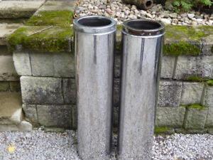 Stove pipes