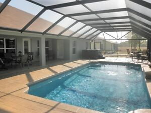 Florida Pool Home for rent – Cape Coral/FtMyers
