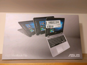 Asus Vivobook flip in perfect condition, purchased from Best buy