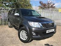 Toyota Hilux Invincible 4X4 D-4D Dcb Light 4X4 Utility 3.0 Automatic Diesel