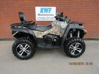 QUADZILLA X8, 2018, 67 REG, ONLY 1 OWNER FROM NEW & 3214 MILES, VGC, EXTRAS
