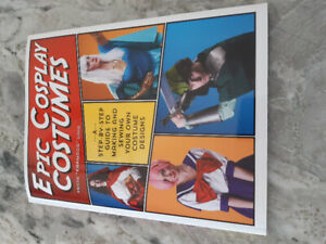 Epic Cosplay Costumes Tutorial Book