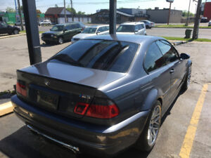 2002 BMW 3-Series M3 Coupe (2 door)