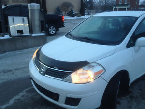 2009 Nissan Versa SL Hatchback with RV towing package