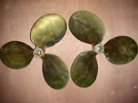 New Dual Bronze Propellers New Price