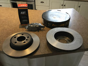 2006 BMW X3,M3,330 rotors disc and pads