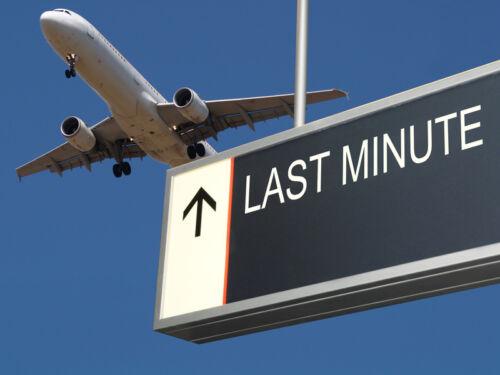 Last-Minute-Reise: So machen Sie Ferien auf den letzten Drücker