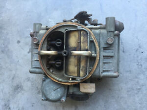 4 BBL Marine Carb from 1982 PCM 351 Ford Winsor