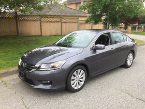 2014 Honda Accord EX-L Sedan ----------------------