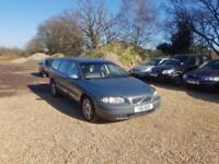 2001 Volvo V70 2.4 Auto 6 Months MOT Service History 2 Former Keepers