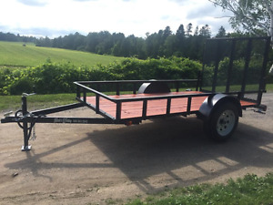 Spring is here time to order that Custom Trailer